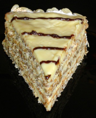 торт эстерхази рецепт с фото