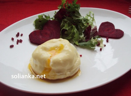яйца бенедикт рецепт с фото
