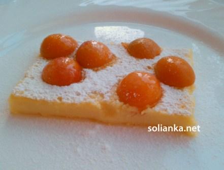 десерт клафути рецепт с фото