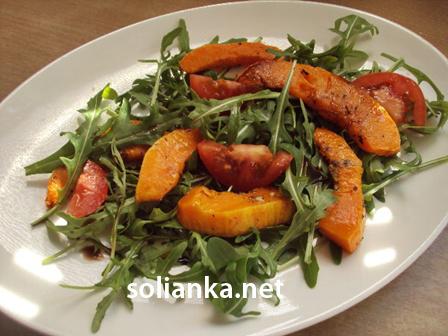 рецепт салата из тыквы для похудения