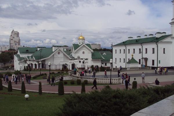 достопримечательности Минска и его окрестностей 3