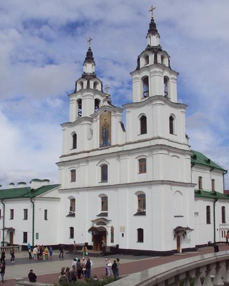 достопримечательности Минска и его окрестностей 2