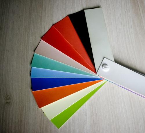 преображение цветовой веер