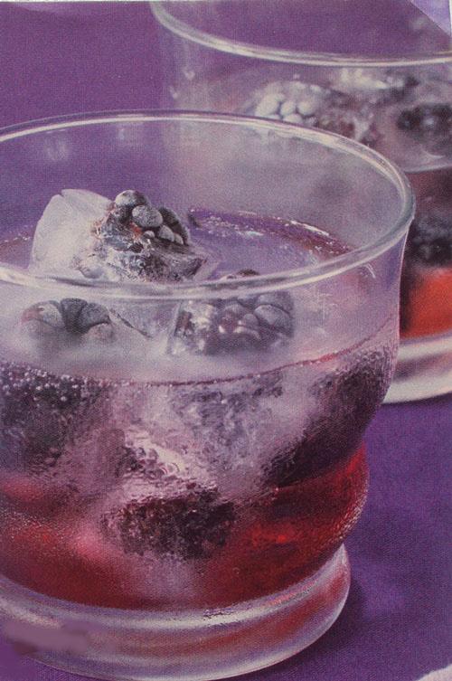вино пьяная ежевика