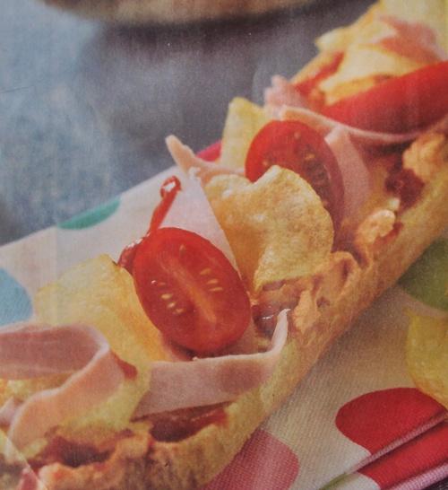 бутерброды - рецепты простые с фото