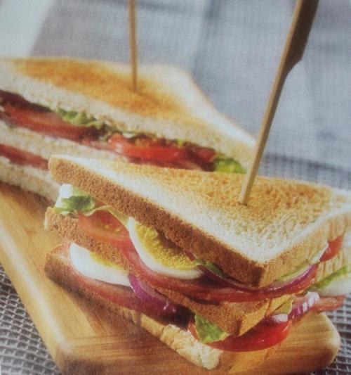 сандвичи рецепты с фото