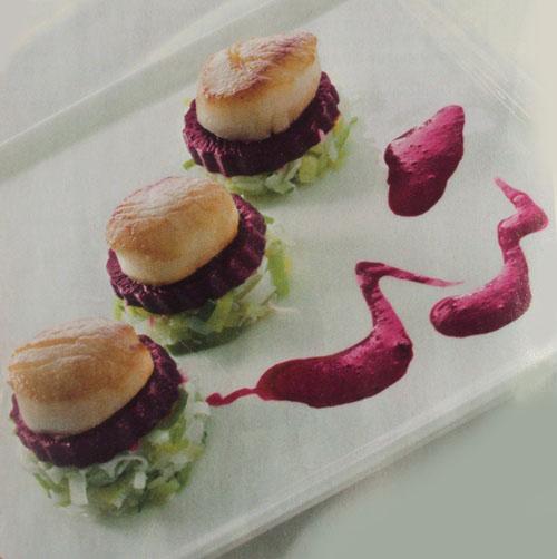гребешок морской - рецепты приготовления