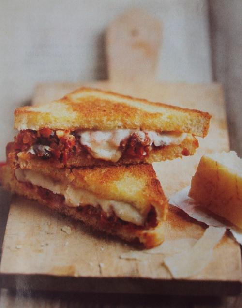 горячие бутерброды рецепты с фото