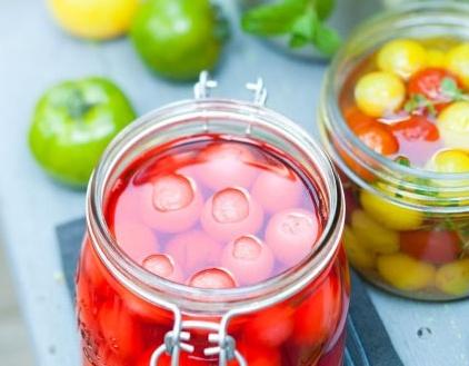 zagotovki iz pomidorov cherry