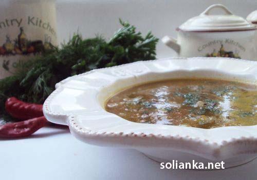 простой рецепт супа с белыми грибами