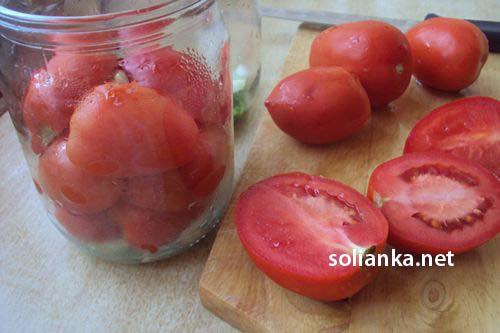 вкусные оригинальные помидоры в желе