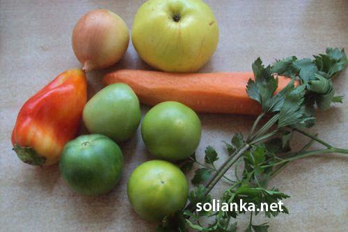 овощи на одну банку
