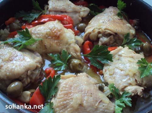 что можно приготовить из курицы на ужин и ли обед