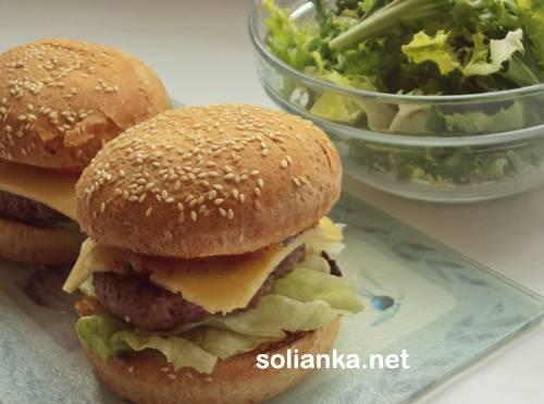 вкусные гамбургеры в домашних условиях рецепты