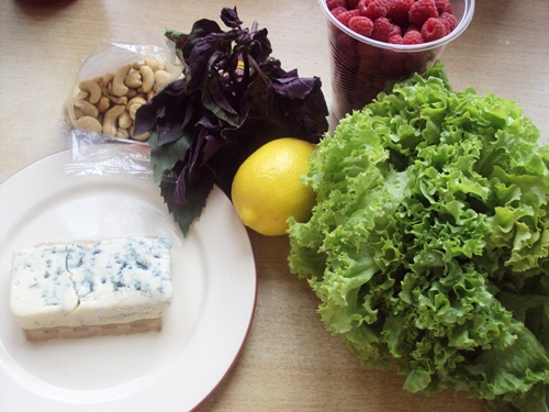 летние салаты на скорую руку
