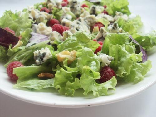 летние легкие салаты рецепты