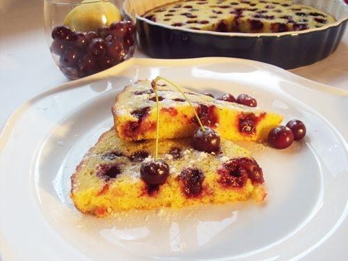 Манник на кефире – пошаговый рецепт с фото