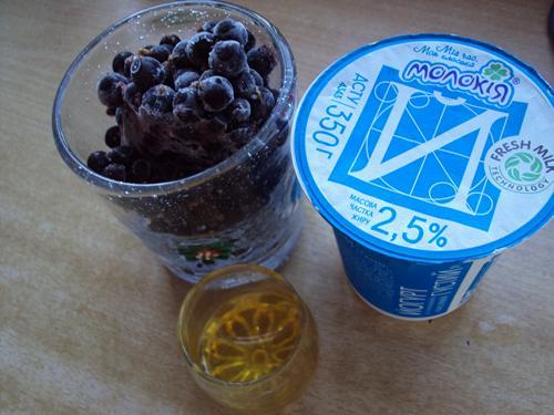 мороженое из йогурта в домашних условиях