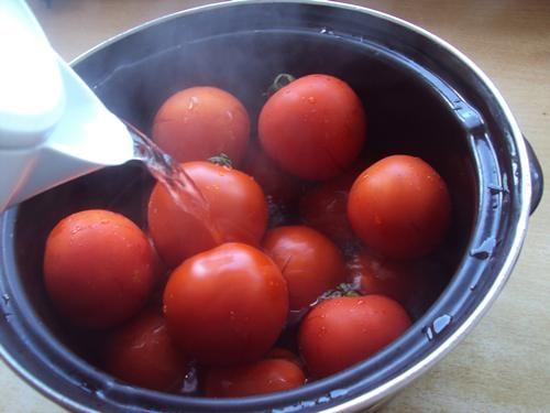малосольные помидоры быстрые