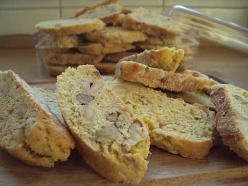 печенье бискотти - рецепт с фото