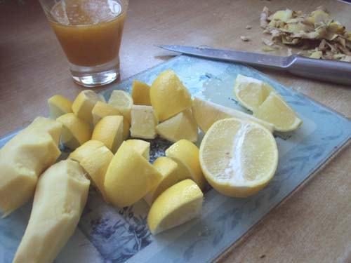 как приготовить имбирь с медом и лимоном