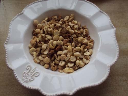 рецепт печенья бискотти