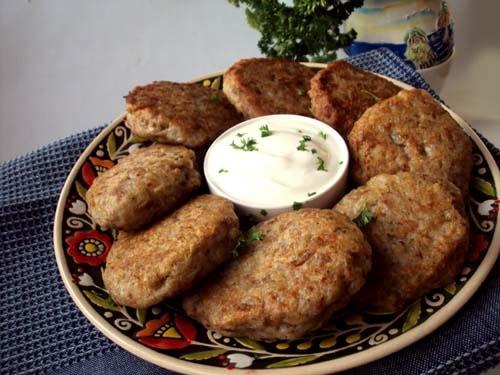 гречаники без мяса