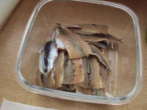 как готовить салаку