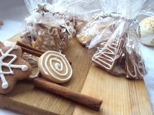 имбирное печенье на елку рецепт с фото