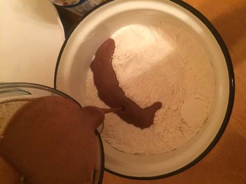 тесто на торт с маскарпоне