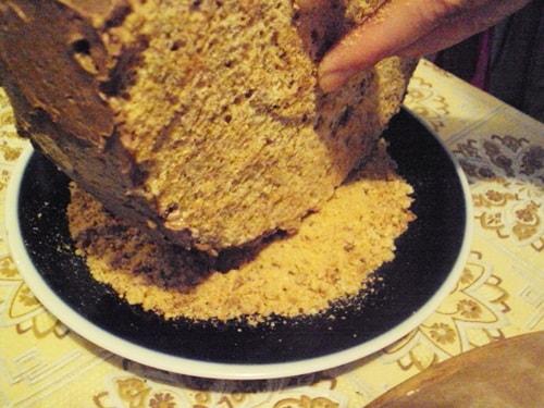 торт киевский оригинальный советский рецепт