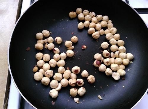 какие орехи в киевском торте